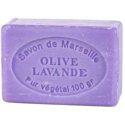 Mydło Marsylskie Oliwka-Lawenda 100g