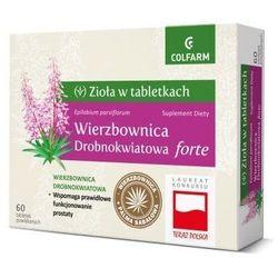 Wierzbownica drobnokwiatowa forte x 60 tabletek