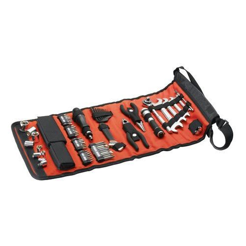 Zestawy narzędzi ręcznych, Zestaw narzędzi BLACK&DECKER A7144-XJ (71 elementów) + DARMOWY TRANSPORT!