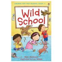 Książki do nauki języka, Wild School (opr. twarda)