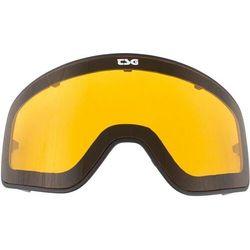 gogle snowboardowe TSG - replacement lens goggle amp yellow (504) rozmiar: OS