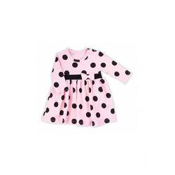 Sukienka niemowlęca różowa 6K40AO Oferta ważna tylko do 2031-03-03