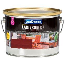 LUXDECOR- lakierobejca do drewna, mahoń, 2.5l