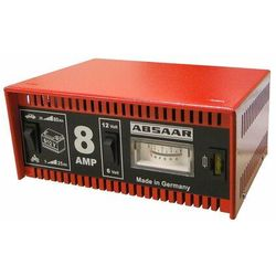 Prostownik ABSAAR 8A 6V/12V - 77911