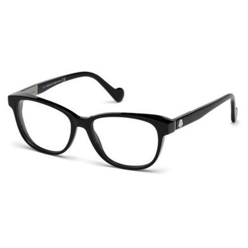 Okulary korekcyjne, Okulary Korekcyjne Moncler ML5014 001