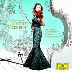 W.A. Mozart - Violin Concertos/Sinf.Con