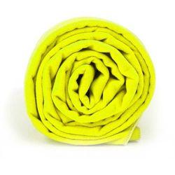 Ręcznik treningowy Dr.Bacty M neon żółty - neon żółty