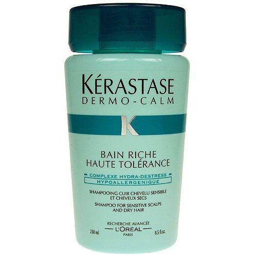 Mycie włosów, KERASTASE Dermo Calm Riche Kąpiel do Włosów Kojąca Wzbogacona Wrażliwa Skóra Suche Włosy 250 ml