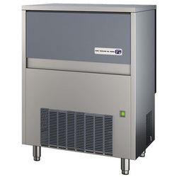 Kostkarka do lodu typu cylindrycznego 83 kg/24 h, pojemność zasobnika 30 kg, chłodzona wodą, 0,5 kW, 735x596x907 mm   NTF, IFT 165 W