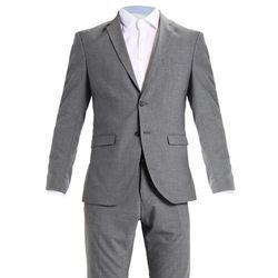 Selected Homme SHDNEWONE MYLOLOGAN SLIM FIT Garnitur medium grey melange
