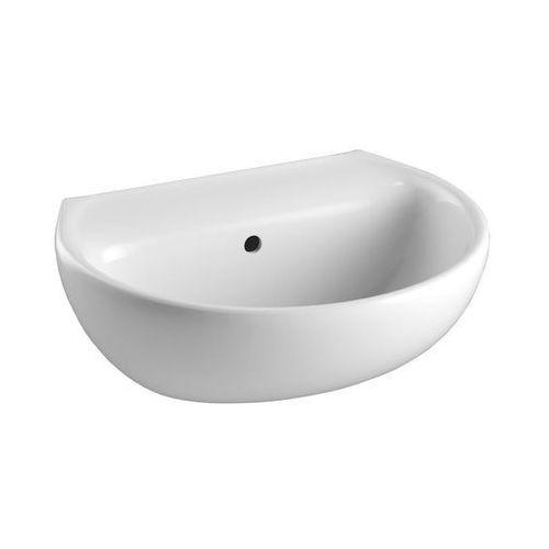 Umywalki, Umywalka REKORD 40 cm, bez otworu KOŁO K92040000
