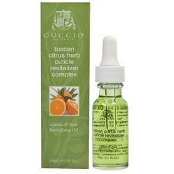 Cuccio Cuticle Revitalizer Complex   Odżywka do skórek - cytrus i zioła 15ml