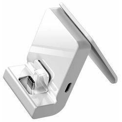 Baseus SW podstawka stojak uchwyt podpórka do ładowania Nintendo Switch szary (WXSWGS10-0G) - Szary -30% (-30%)