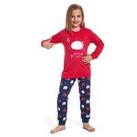 Piżamy dziecięce, Cornette piżama dziewczęca 978/85 sleep well young