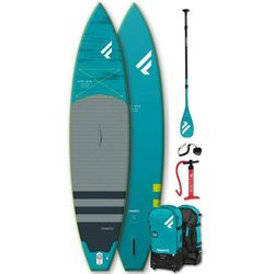 """Fanatic Ray Air Premium/Pure SUP Package 13'6"""" Inflatable SUP with Paddle and Pump 2021 Deski SUP"""
