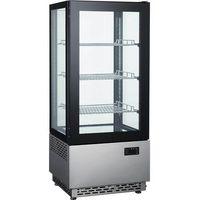 Szafy i witryny chłodnicze, Witryna ekspozycyjna chłodnicza