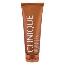 Clinique Self Sun Body Tinted Lotion samoopalacz 125 ml dla kobiet Light/Medium