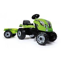 Traktor XL zielony SMOBY (7600710111)