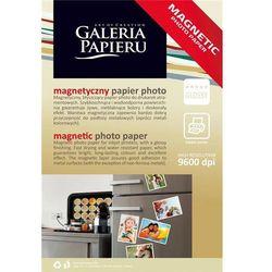 Papier fotograficzny GALERIA PAPIERU Photo Glossy Magnetyczny 10X15