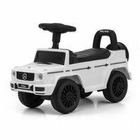 Jeździki, Milly Mally Pojazd MERCEDES G350d White S