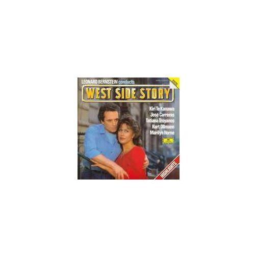 Pozostała muzyka rozrywkowa, WEST SIDE STORY - Leonard Bernstein (Płyta winylowa)