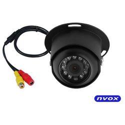 NVOX GDB06R Kamera samochodowa CCD SHARP w metalowej obudowie