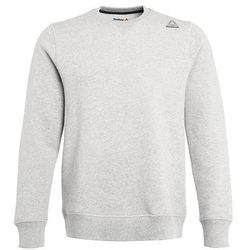 Reebok CREW Bluza medium grey heather
