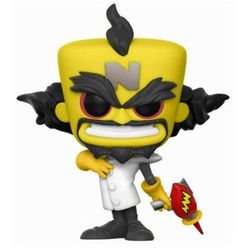 Figurka Funko Pop Vinyl Crash Bandicoot Neo Cortex