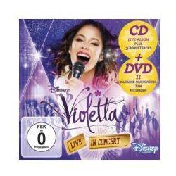 Violetta: Live In Concert, 1 Audio-CD + DVD (Deluxe Edition). Staffel.2/2