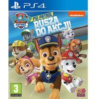 Gry na PS4, Psi Patrol Rusza do akcji! (PS4)