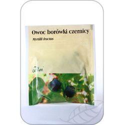 Owoc Borówki Czernicy wysu.ziele - 50 g
