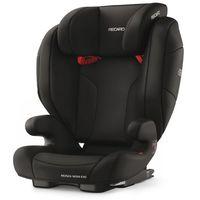Foteliki grupa II i III, RECARO Fotelik 15-36kg Monza Nova Evo Seatfix Performance Black - BEZPŁATNY ODBIÓR: WROCŁAW!