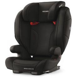 RECARO Fotelik 15-36kg Monza Nova Evo Seatfix Performance Black - BEZPŁATNY ODBIÓR: WROCŁAW!