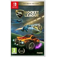 Gry Nintendo Switch, Rocket League - Edycja Ultimate