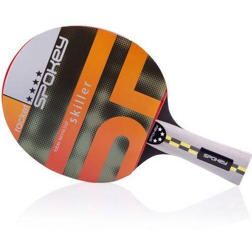 Tenis stołowy, Rakietka do tenisa stołowego SPOKEY Skiller 921716