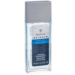 David Beckham Made of Instinct dezodorant 75 ml dla mężczyzn