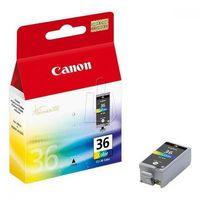 Tonery i bębny, Canon oryginalny ink CLI36, color, 1511B001, Canon Pixma Mini 260