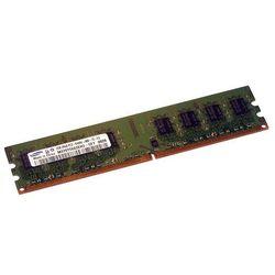 Pamięć RAM 1x 2GB SAMSUNG NON-ECC DDR2 800MHz PC2-6400 UDIMM | M378T5663EH3-CF7