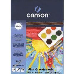 Blok do malowania A3 Canson 25 kartek Słońce