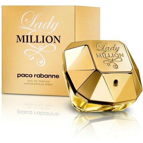 Wody perfumowane damskie, Paco Rabanne Lady Million Woman 80ml EdP