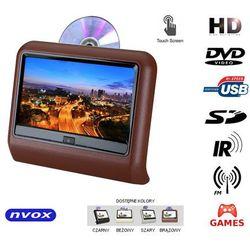 NVOX VR9917THD BR Monitor dotykowy samochodowy zagłówkowy LCD 9
