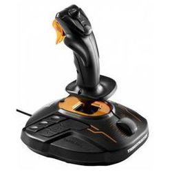 Joystick Thrustmaster T16000M FCS pro PC (2960773) Czarny/Pomarańczowy