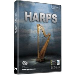 Garritan Harps instrument wirtualny VST/AU/RTAS