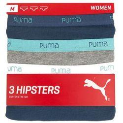 Majtki Puma Basic Hipster 3-pack 90678002