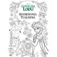 Literatura młodzieżowa, Gorączka Lodu Kolorowanki plakatowe Praca zbiorowa (opr. miękka)