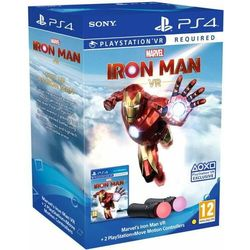 SONY gra Marvel's Iron Man VR + PlayStation Move Twin Pack (PS719369905)