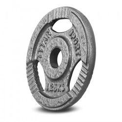 Obciążenie Żeliwne Kierownica Tytan Sport 1,25 kg