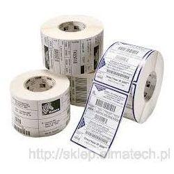 Etykieta folia biała PE 60x90mm 1000szt