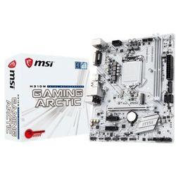 Płyta MSI H310M GAMING ARCTIC/H310/DDR4/SATA3/M.2/USB3.0/PCIe3.0/s.1151/mATX