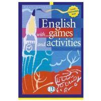 Książki do nauki języka, English with games and activities Elementary Autor Carter Paul (opr. miękka)